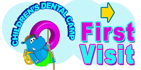 First Visit Children's Dental Camp